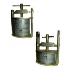 Бюгель стальной, универсальный с винтовым зажимом для 1-й или 2-х кювет