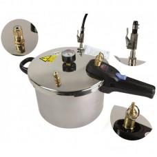 Кастрюля-полимеризатор для холодной и горячей полимеризации Mestra