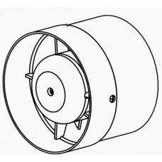Канальный вентилятор AR-LV-1500/1800 (AT-S52)