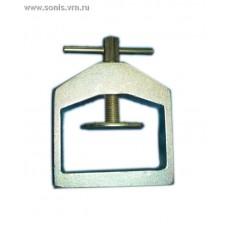 Бюгель стальной с винтовым зажимом под пресс для 1-й кюветы