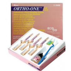 Ortho-One KIT - набор материала химического отверждения для фиксации ортодонтических брекетов