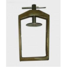 Бюгель стальной с винтовым зажимом под пресс для 3-х кювет