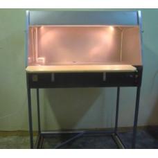 Вытяжной шкаф лабораторный Дента-ШВЛ