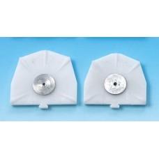 Пластина А магнитная для сверлильного станка JT-20 (высокопрочный пластик)